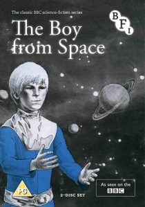 The Boy From Space BFI