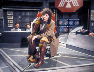 Tom Baker IS The Doctor