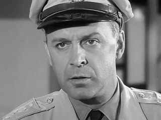 Bill Kerr in Ghost Squad (1961)