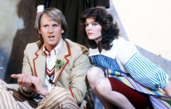 Working well together - The Doctor and Nyssa