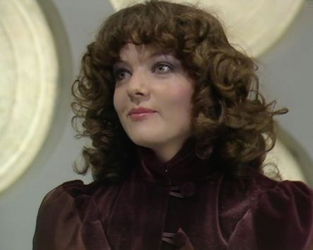 Nyssa (Sarah Sutton) looking lovely
