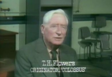 T.H. Flowers