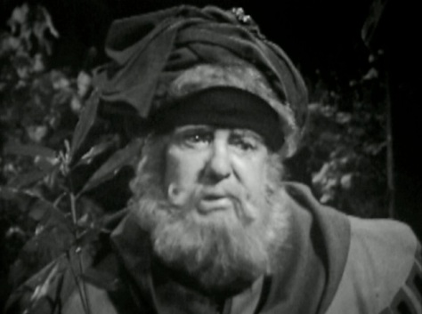 Frank Pettingell as Sir John Falstaff