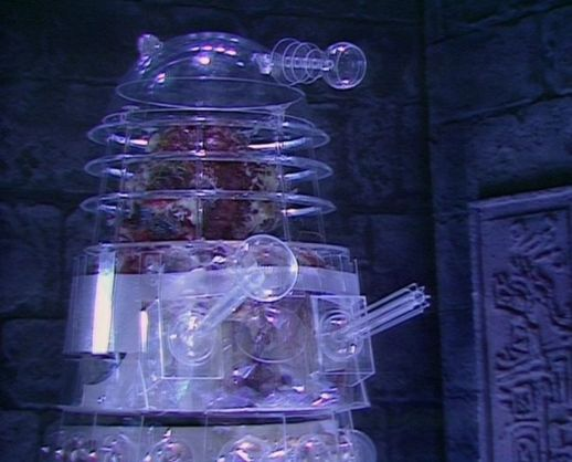 """""""I am to become a Dalek.  We are all to become Daleks"""""""