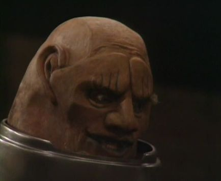 The Sontarans (and their ill-fitting masks) fail to impress