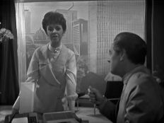 Shirley Cain & David Langton