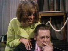 Geraldine Moffat and Emrys Jones