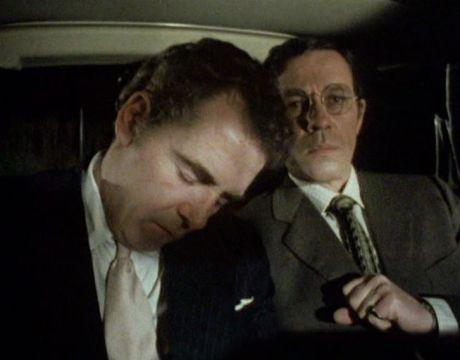Jack Hedley & John Carson