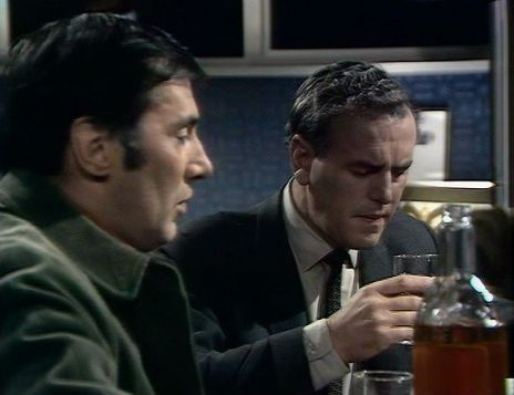 Peter Halliday & George Cole