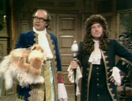King Charles (and his spaniel)