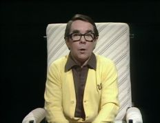 Ronnie C in the chair