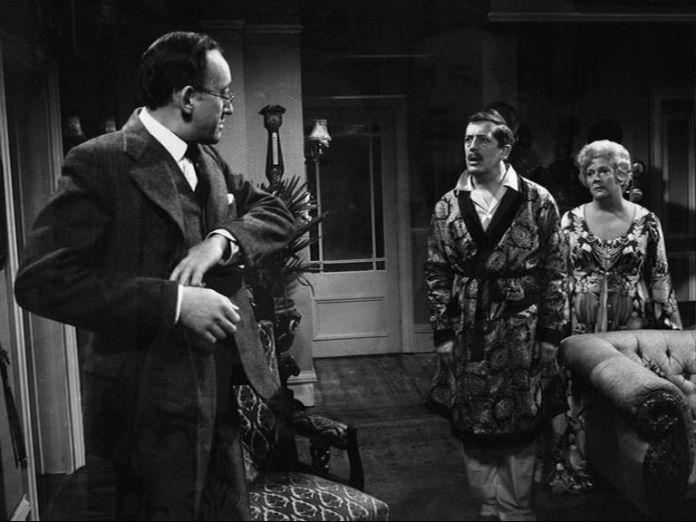 Brian Wilde, John Nettleton & June Ellis