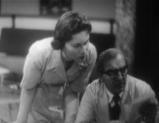 Monica Grey and Hugh Griffith