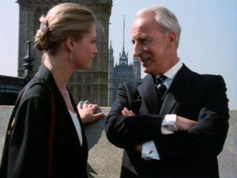 Susannah Harker & Ian Richardson