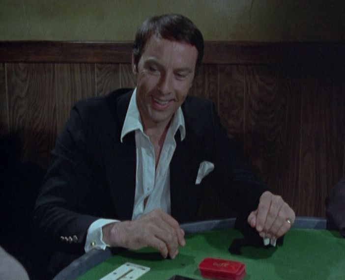 Professional Gambler Maurice Michaelson (Anthony Valentine) Has A Problem U2013  Heu0027s Simply Too Good At His Job. Because Of His Skill At Poker, ...