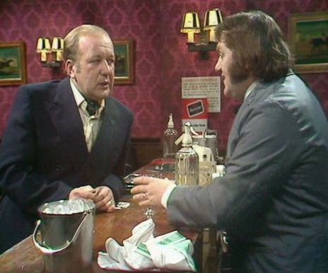 Roy Barraclough & Lew Dawson