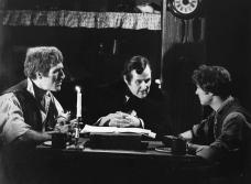 Neil McCarthy, Peter Vaughan & Gary Bond