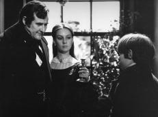Peter Vaughan, Francesca Annis & Christopher Guard