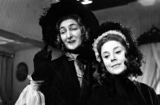 Pat Coombs & Hilda Braid