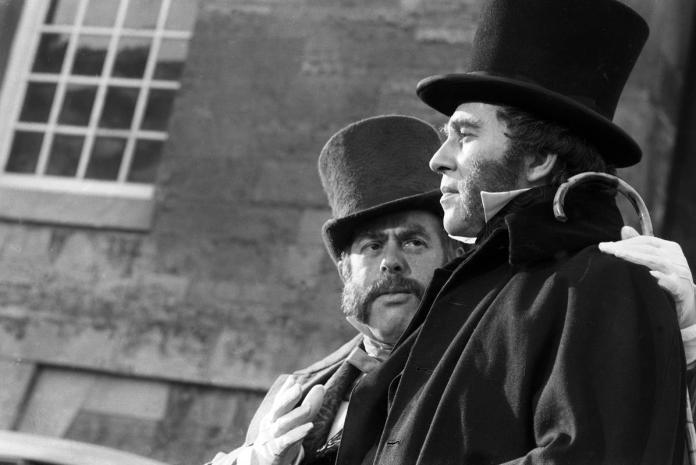 Clive Swift & John Carson