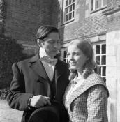 Colin Jeavons & Elizabeth Shepherd