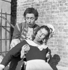 Timothy Bateson & Barbara Hicks