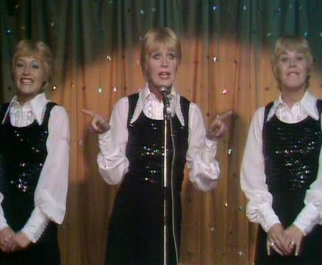 The Kaye Sisters