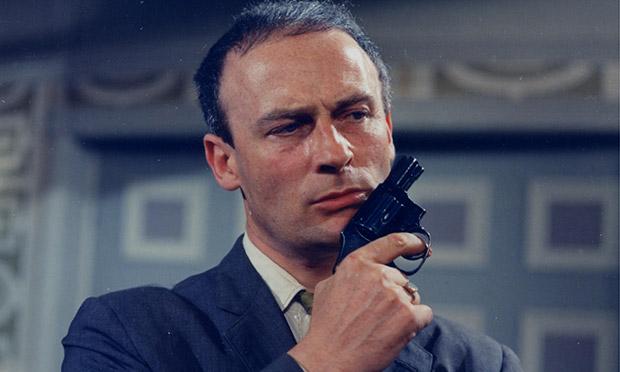 Edward Woodward as Callan