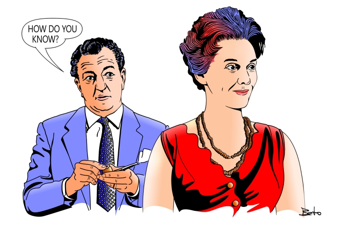 Maigret Couple Davies Shingler