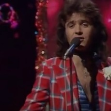 Diddy David Essex and his jacket